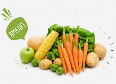 fruiten en groenten