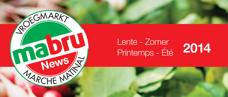 De Mabru News Lente-Zomer 2014 is uit