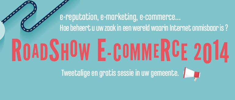 Roadshow E-commerce 2014