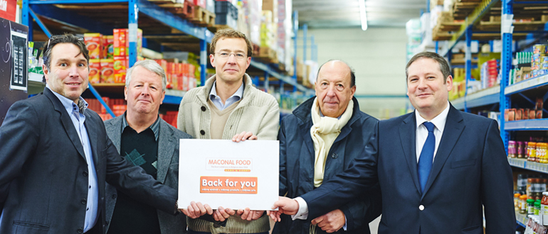 Nieuwe start voor de Cash and Carry Maconal Food