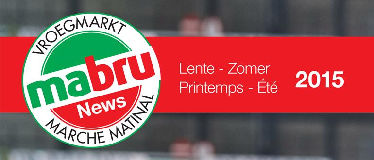 Le Mabru News printemps-été 2015 est sorti
