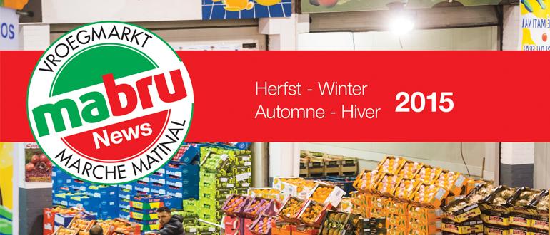Le Mabru News Automne-Hiver 2015 est sorti