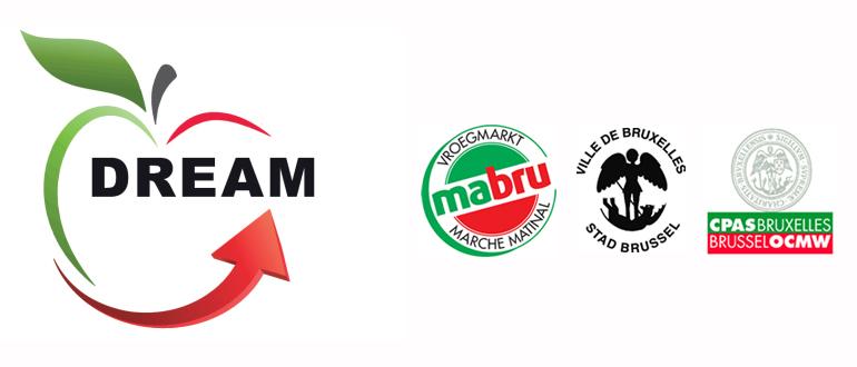 De onverkochte voedingswaren van Mabru voor verenigingen