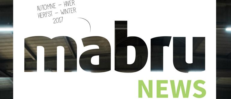 Le Mabru News Automne – Hiver 2017 est sorti