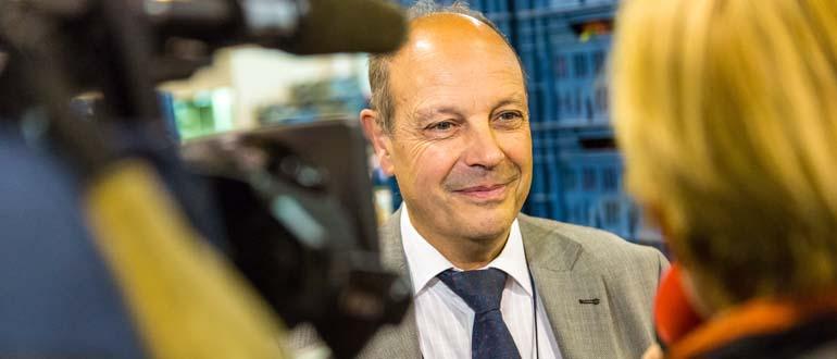 L'ancien directeur de Mabru, Marcel Verbelen nous a quitté