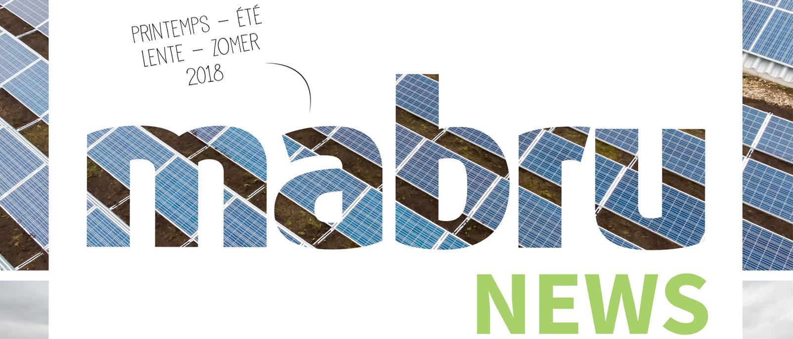Le Mabru News Printemps-Été 2018 est sorti