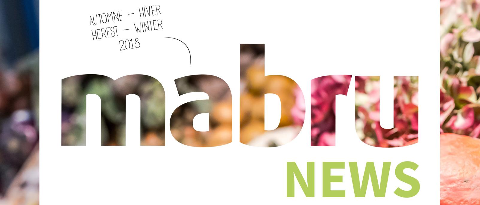 Le Mabru News Automne-Hiver 2018 est sorti